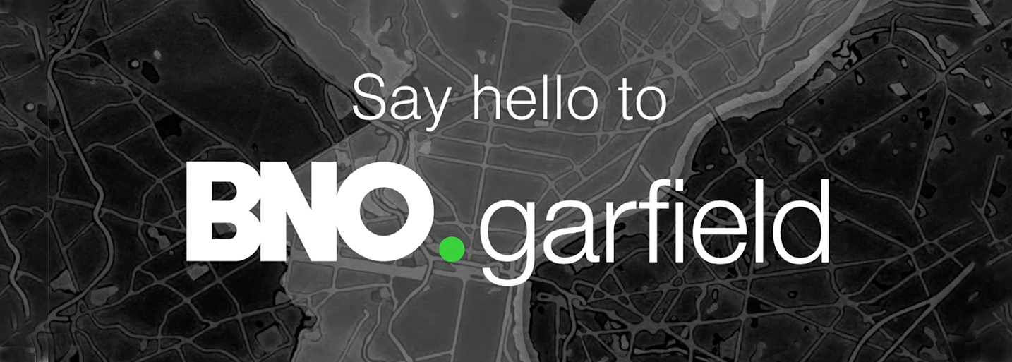 Image: Say hello to BNO Garfield